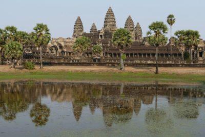 男一人旅のおすすめ海外:東南アジア・カンボジア