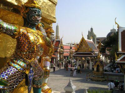男一人旅のおすすめ海外:東南アジア・タイ
