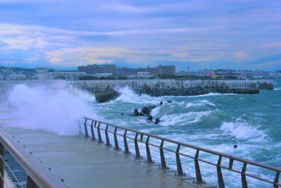 沖縄に台風が多く来る時期はいつ?