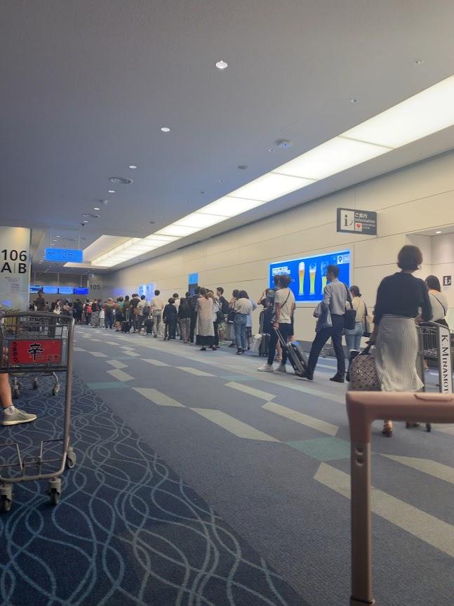 ソウルの男ひとり旅はどんな感じ?空港