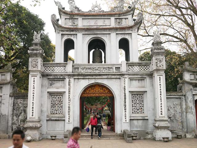 ハノイの文廟